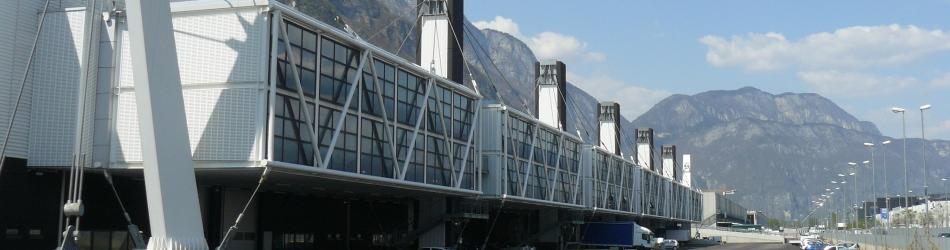 Proposte immobiliari: Magazzini e uffici presso l'Interporto Trento